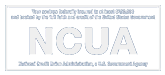 National Credit Union Administration logo